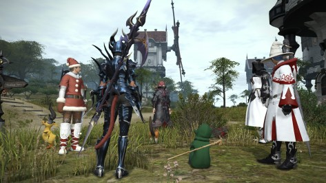 I was surprised how quickly I made friends in Final Fantasy XIV; the people I started playing with at launch are the people I still play with today.