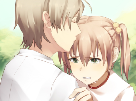 It's rare for Emi to lose control, but her relationship with Hisao gradually teaches her that it's okay to do so sometimes.