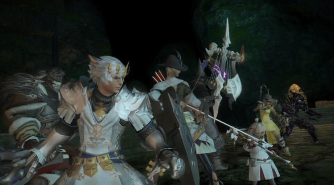 Eorzea Diaries: Those Who Play Together…