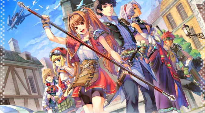 Why You Should Be Playing Trails in the Sky Right Now