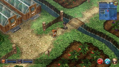 Trails isn't a globetrotting adventure like many RPGs; it keeps its scale relatively modest, allowing the detail level to be immense.