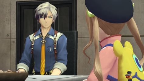 Although much of Xillia 2's cast returns from the first game, the relationship between Ludger and Elle is new to this installment -- and a real highlight, as it happens.