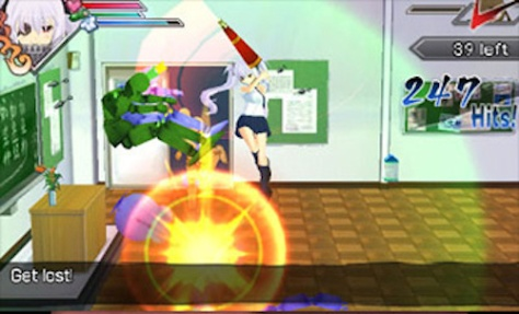Burst's gameplay is more akin to a modernised Streets of Rage than anything else.