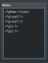 fg parameters