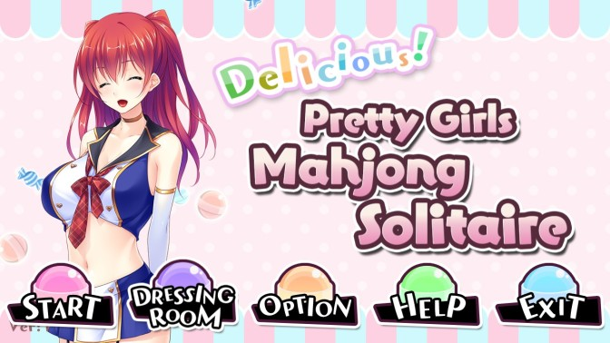 Delicious! Pretty Girls Mahjong Solitaire: Exactly What it Sounds Like