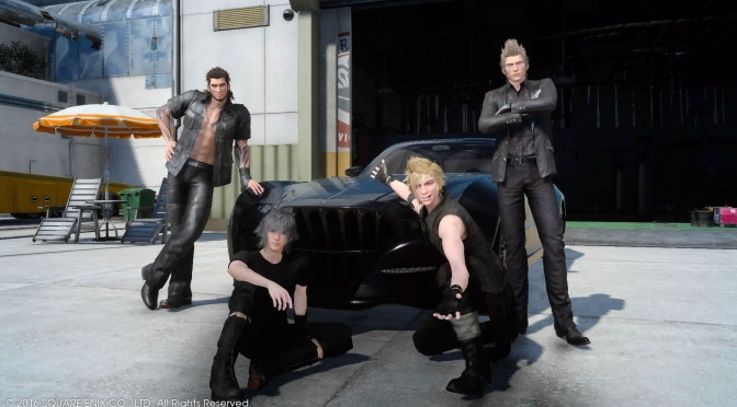 Final Fantasy XV: Narrative, Themes and Characterisation