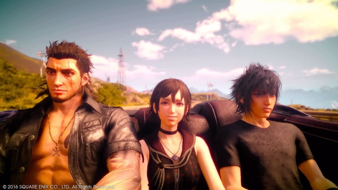 Final Fantasy XV: Inverting the Formula