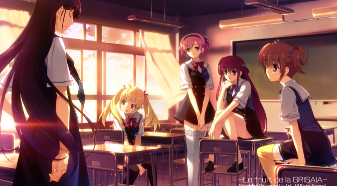 Grisaia: Introduction
