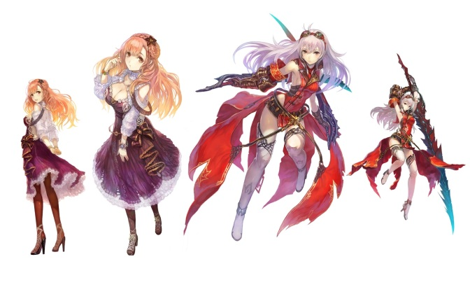 Nights of Azure: Narrative, Themes and Characterisation