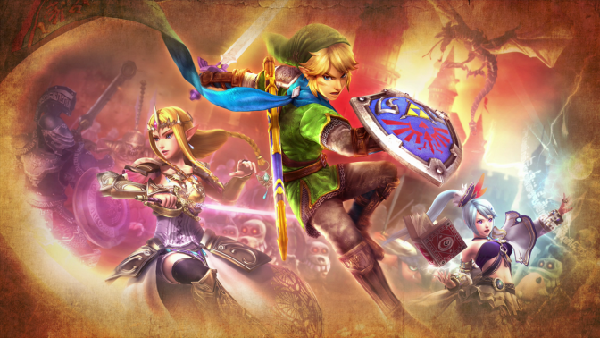 Wii U Essentials: Hyrule Warriors