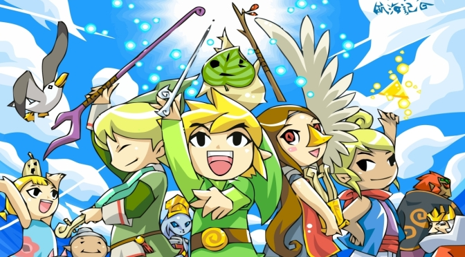 Wii U Essentials: The Legend of Zelda: The Wind Waker HD