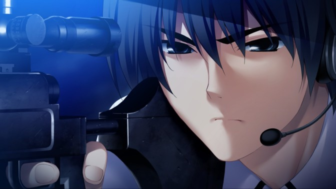 Grisaia: Yuuji – The Boy Who Was Broken