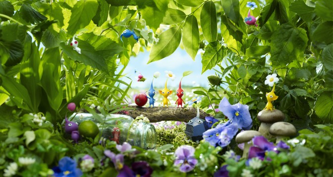 Wii U Essentials: Pikmin 3