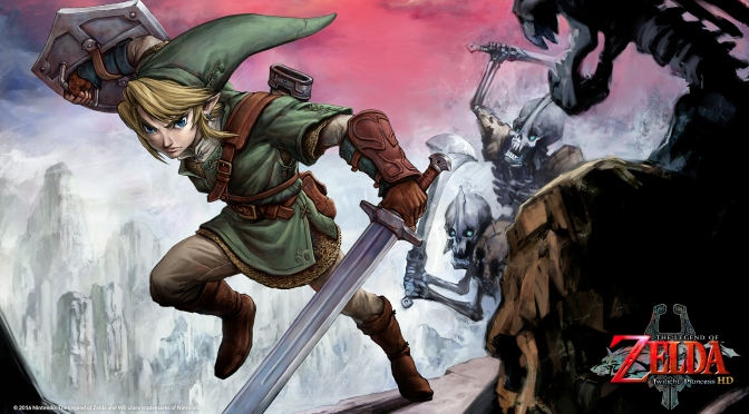 Wii U Essentials: The Legend of Zelda: Twilight Princess HD