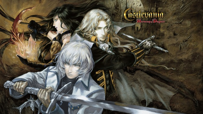 Harmony of Despair: Castlevania's Red-Headed Stepchild
