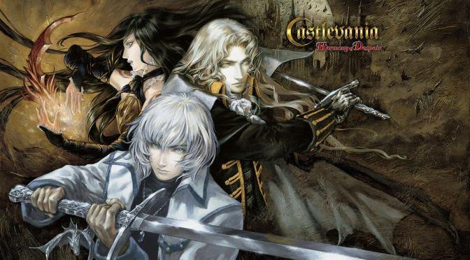 Harmony of Despair: Castlevania's Red-Headed Stepchild