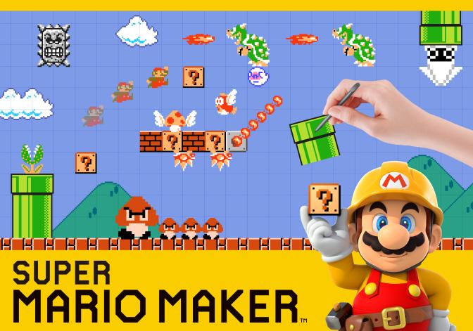 Wii U Essentials: Super Mario Maker