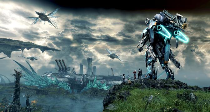 Wii U Essentials: Xenoblade Chronicles X