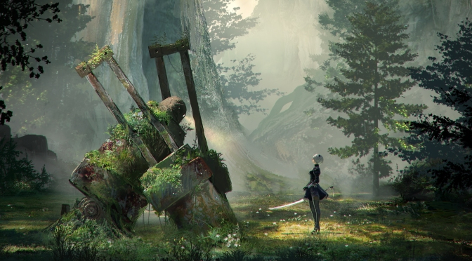 Nier Automata: Introduction and History