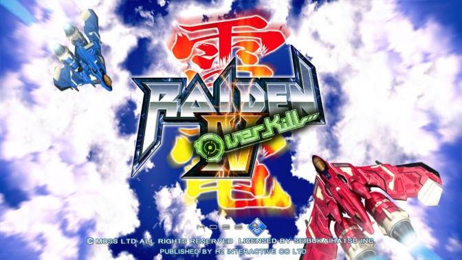 Shmup Essentials: Raiden IV: Overkill