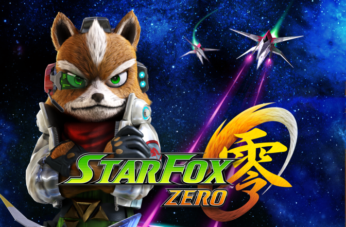 Wii U Essentials: Star Fox Zero