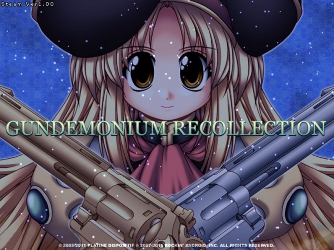Shmup Essentials: Gundemonium Recollection