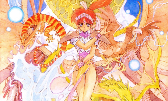 Mega Drive Essentials: Alisia Dragoon