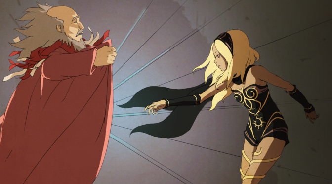 Gravity Rush: A Hero is Born