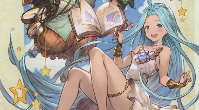 Granblue Fantasy: My First Three Weeks