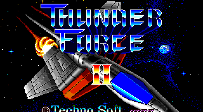 Shmup Essentials: Thunder Force II