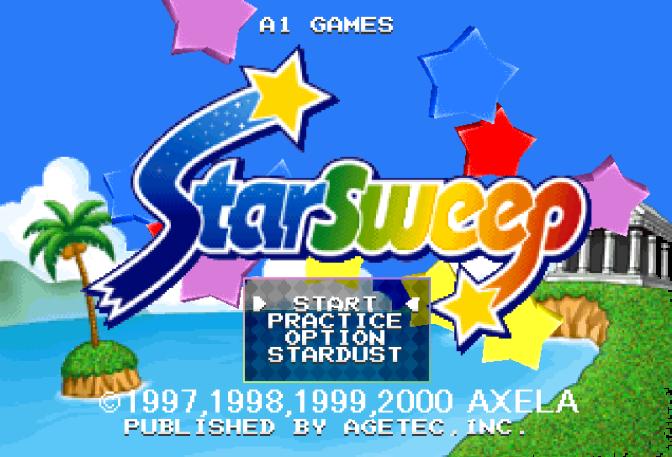 Puzzler Essentials: Starsweep