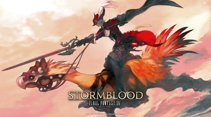 Stormblood: It's a Great MMO, Too