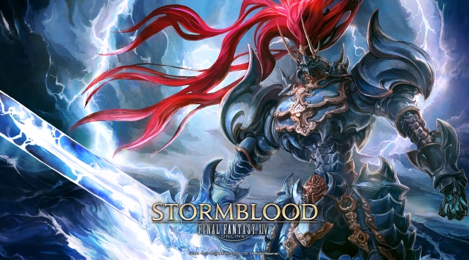 Stormblood: This Ain't No Action RPG