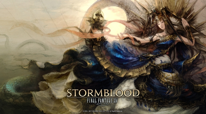 Stormblood: Yes, It's a Great Final Fantasy