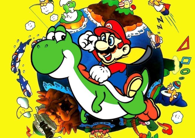 SNES Essentials: Super Mario World