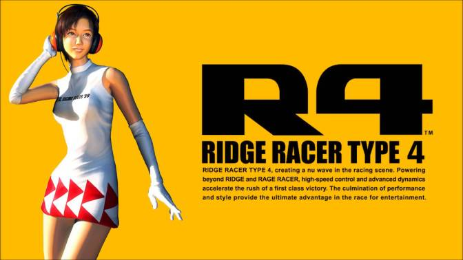 Ridge Racer Type 4: Real Racing Roots '99