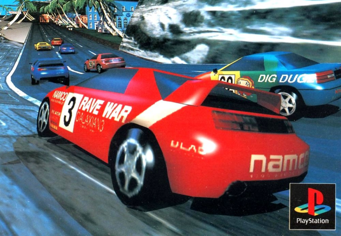 Ridge Racer: Where it All Began