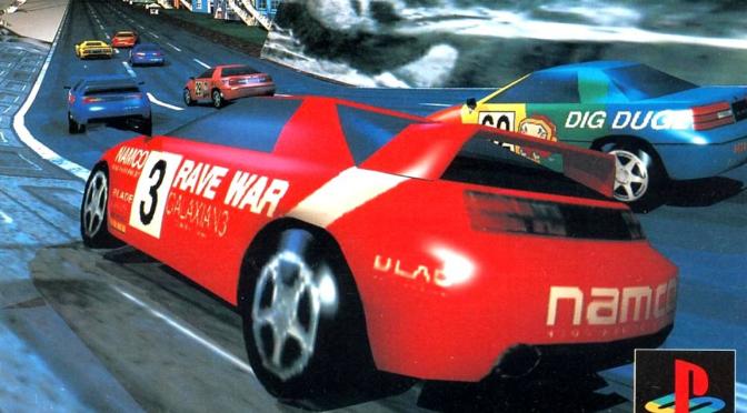 Ridge Racer: Where it All Began