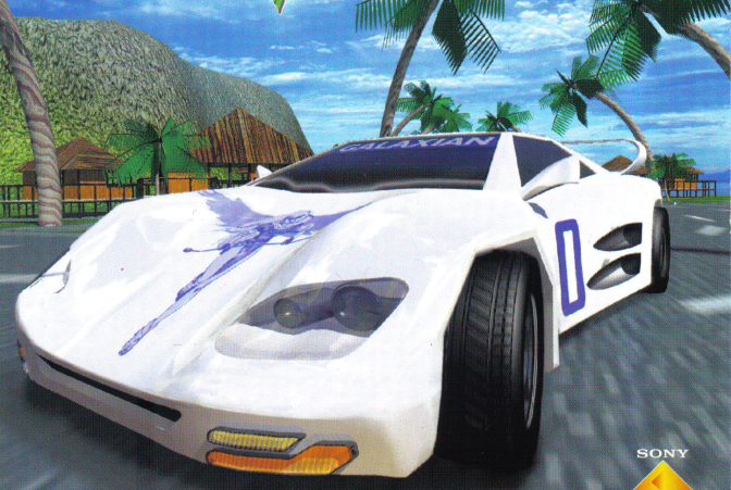 Ridge Racer Revolution: The One That Would Probably Be DLC Today