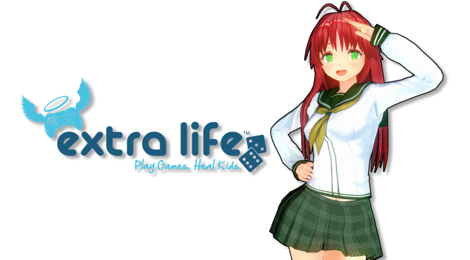 #ExtraLife: Thank You!