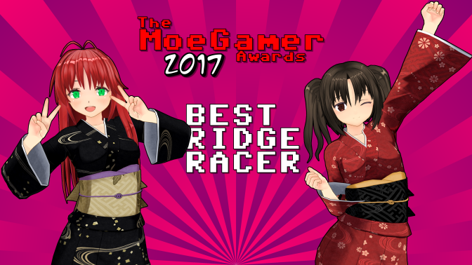 The MoeGamer Awards: Best Ridge Racer