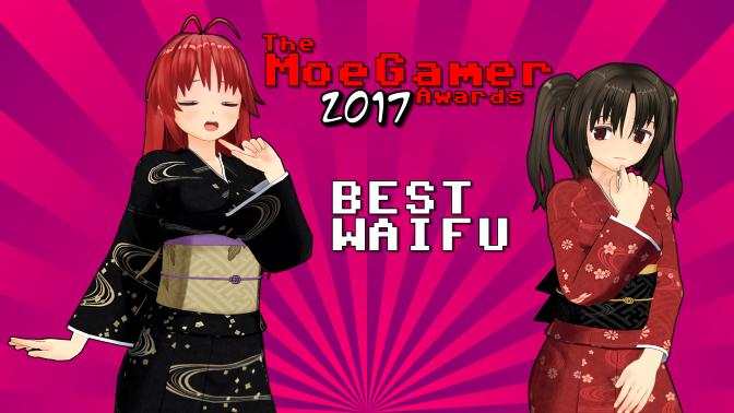 The MoeGamer Awards: Best Waifu