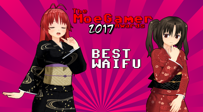 The MoeGamer Awards: Best Waifu