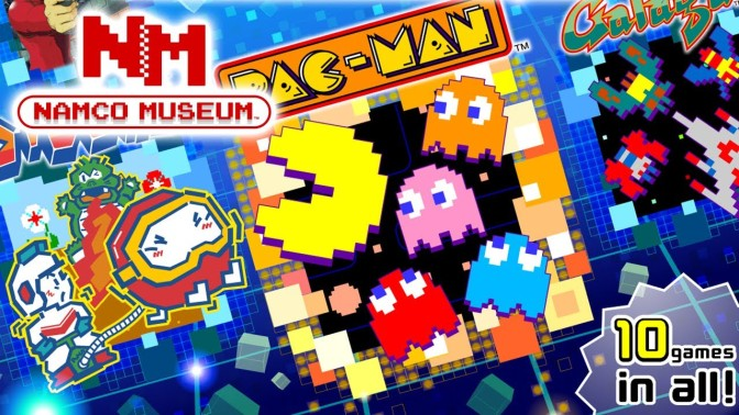 Switch Essentials: Namco Museum