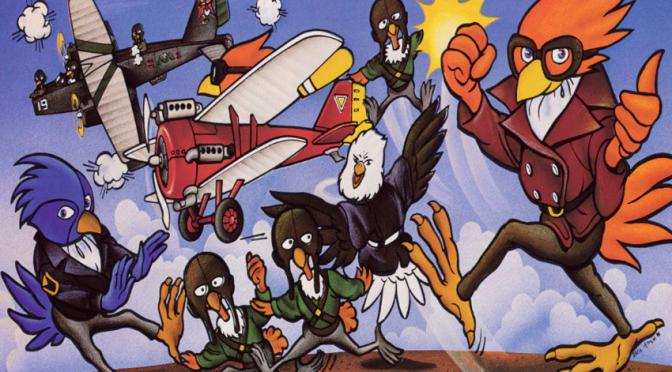 Namco Essentials: Sky Kid