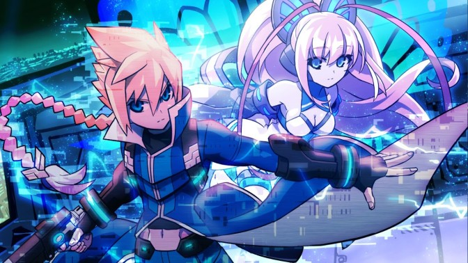 Azure Striker Gunvolt: An Electrifying Action Platformer