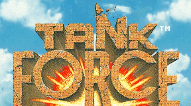 Namco Essentials: Tank Force