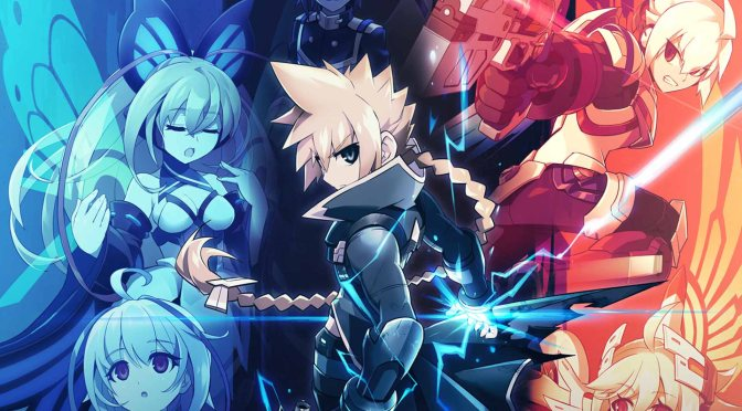 Azure Striker Gunvolt 2: Amping It Up