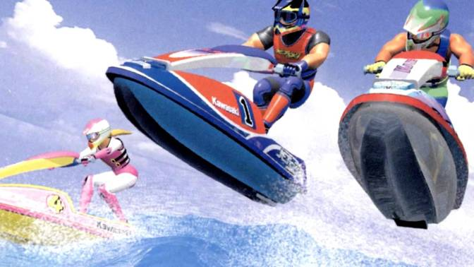 N64 Essentials: Wave Race 64
