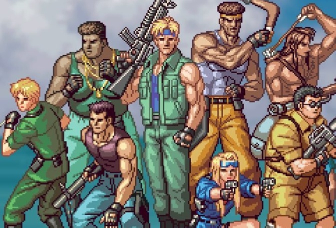 Neo Geo Essentials: Shock Troopers